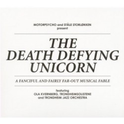 MOTORPSYCHO. The Death Defying Unicorn 2LP