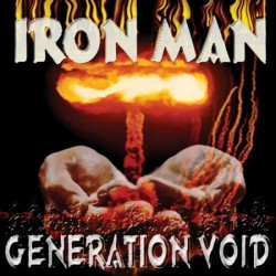 IRON MAN. Generation Void LP (Col)