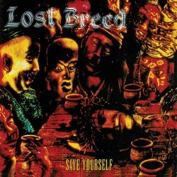 LOST BREED. Save Yourself CD