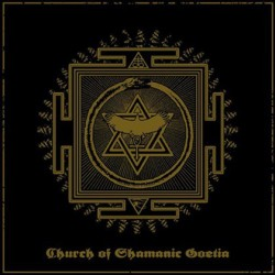 CARONTE. Church Of Shamanic Goetia CD Dig