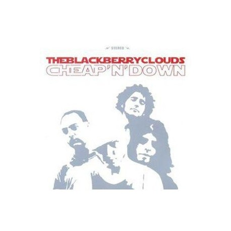 BLACKBERRY CLOUDS, THE. Cheap'n'Down CD
