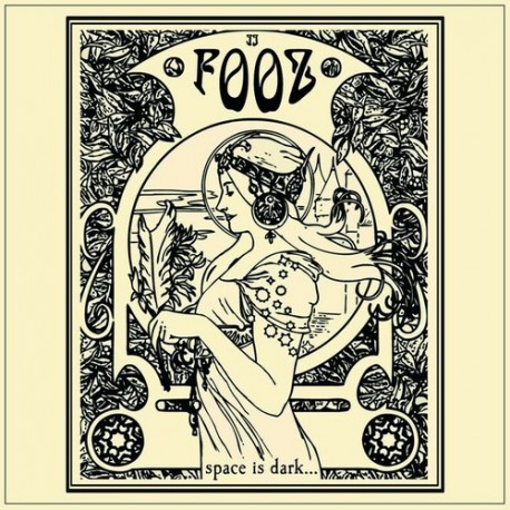 FOOZ. Fooz II:space is dark.. CD