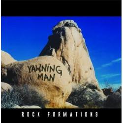 YAWNING MAN. Rock Formations CD
