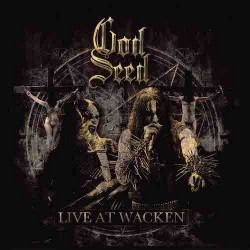 GOD SEED Live At Wacken LP (Yellow)