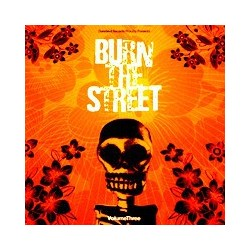 V/A. BURN THE STREETS. Vol. 3