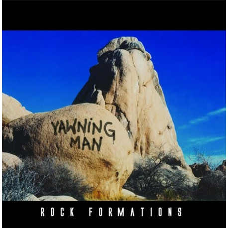 YAWNING MAN. Rock Formations + Live at W2 (CD/DVD)