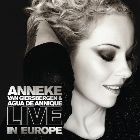 ANNEKE VAN GIERSBERGEN Live in Europe 2LP