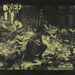 GRIEF Dismal LP