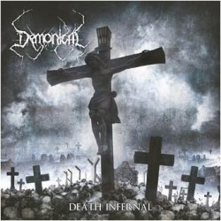 DEMONICAL Death Infernal LP (Blue)