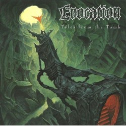 EVOCATION Tales From The Tomb CD