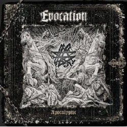 EVOCATION Apocalyptic LP (Grey)