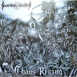 SUICIDAL WINDS Chaos Rising LP (White)