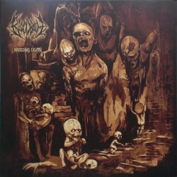 BLOODBATH Breeding Death LP