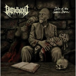 THE GROTESQUERY Tales Of The Coffin Born CD