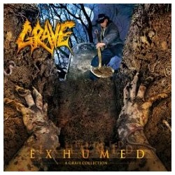 GRAVE Exhumed: A Grave Collection 2LP Gtfold