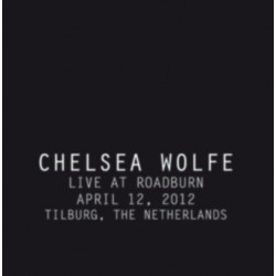 CHELSEA WOLFE Live At Roadburn 2010 LP (Red)