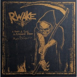 RWAKE A Stone, A leaf an Unfound Door LP +DVD (Coloured)