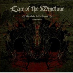 LAIR OF THE MINOTAUR War Metal Battle Master LP
