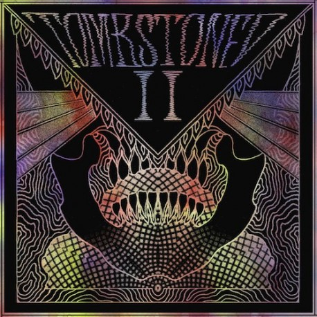 TOMBSTONED II LP (Black)