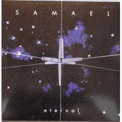 SAMAEL Eternal  LP Gatefold (Blue)