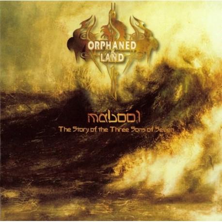 ORPHANED LAND Mabool 2LP Gtfold (Black)