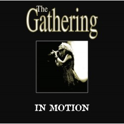 THE GATHERING In Motion 2LP Gtfold (Clear)