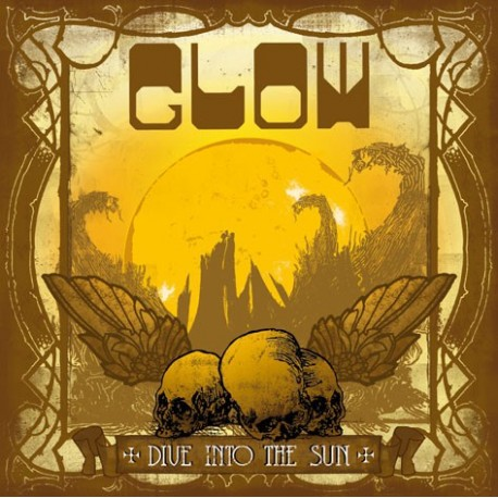 GLOW. Dive into the Sun CD