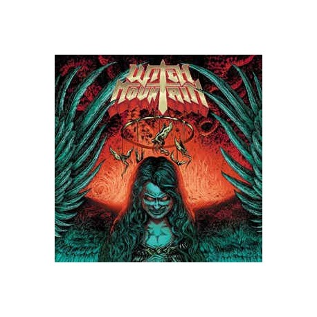 WITCH MOUNTAIN Mobile Of Angels LP (Black)