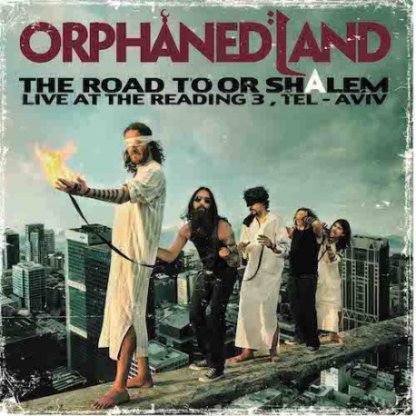 ORPHANED LAND The Road To OR-Shalem 2LP Green