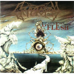 CRYPTOPSY. Blasphemy Made Flesh. LP
