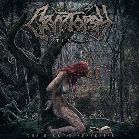 CRYPTOPSY. The Book Of Suffering: Tome I. EP Single Sided