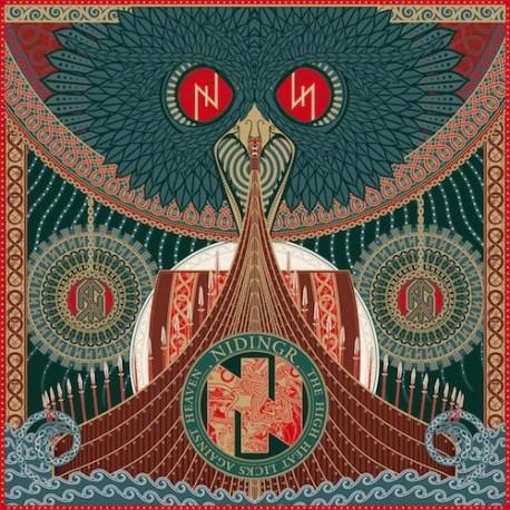 NIDINGR. The High Heat Licks Against Heaven LP (Black)