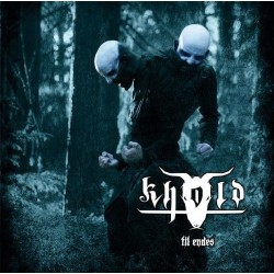 KHOLD. Til Endes. CD