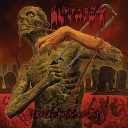 AUTOPSY. Tourniquets Hacksaws And Graves. CD
