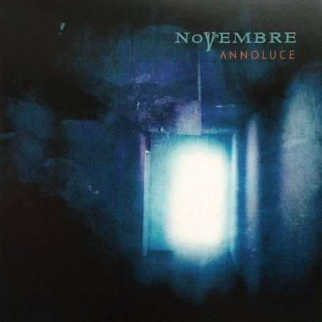 NOVEMBRE. Annoluce. CD EP
