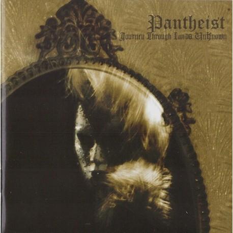 PANTHEIST. Journey Through Lands Unknown. CD