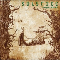 SOLSTICE. Lamentations. LP Gatefold (Black)
