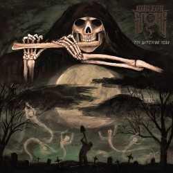DOCTOR SMOKE. The Witching Hour. CD Digi