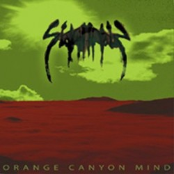 SKULLFLOWER. Orange Canyon Mind CD