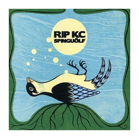 RIP KC. Spingolf CD