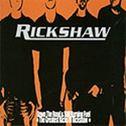 RICKSHAW. Down the Road and Still Burning Fuel CD