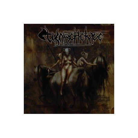 WARCHETYPE. Goat Goddess Supremacy CD