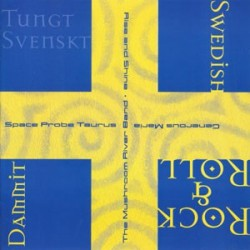 V/A. TUNGT SVENSKT. double swedish EP  (2x7)