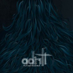 ADRIFT. Black Heart Bleeds Black 2LP (azul)