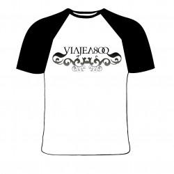 VIAJE A 800. logo shirt