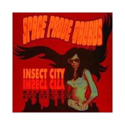 """SPACE PROBE TAURUS. Insect City. 7""""EP"""