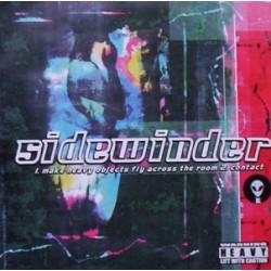"""SIDEWINDER / VORTICE CREMISI. Split. 7"""""""