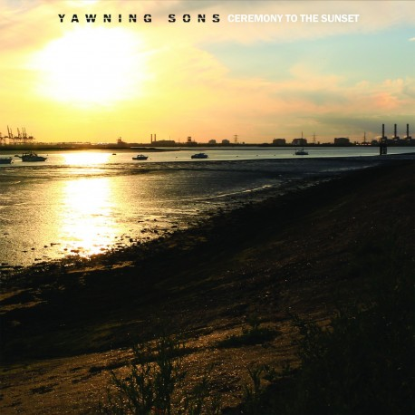 YAWNING SONS. Ceremony to the Sunset LP Gtolfd (Red)