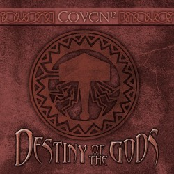 COVEN. Destiny Of The Gods CD