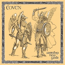 COVEN. Worship New Gods CD